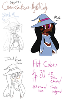 Commission Prices by Superion123