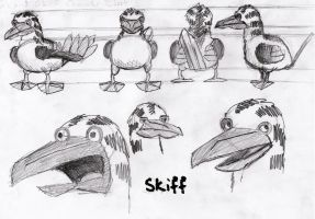 Character Sheet: Skiff by DeadSheep35