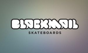 Blackmail Skateboards logo by nalhcal