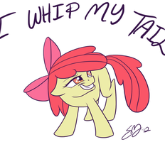 AH WHIP MAH TAIL by Famosity