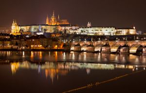Prague Castle I - Prague by ThomasHabets