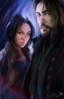 Sleepy Hollow by nma-art