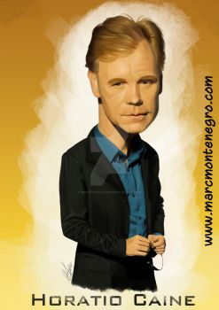 Horatio Caine10 by MMCilustration