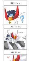 Kiss-Jazz and Prowl by also07