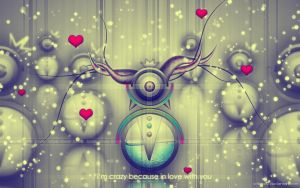 crazy love by yahya12