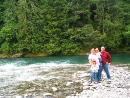 On the Elwha by speedyfearless