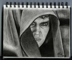 Anakin Skywalker - Darth Vader by Tinytoni1990