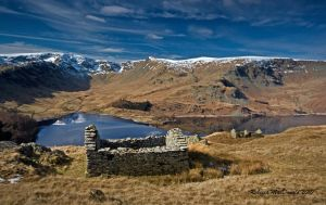Above Haweswater by Rebacan