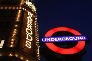 Harrods and Underground by Julie1226
