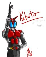 Paintchat - Kabuto by GuyverC