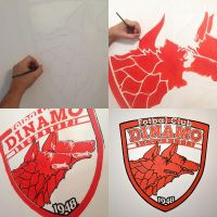 Footbal club logo WIP by AndreiPavel