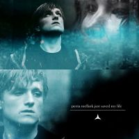 Peeta/Katniss - just saved my life by sharllot