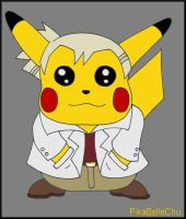 'Professor Oak'Chu by pikabellechu