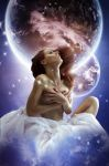 Astral Romance by emilieleger