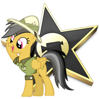 Daring Do iMovie Icon by Quarion-Design