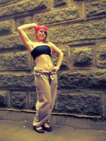 FMA Cosplay: Winry by gotaluvpenguins