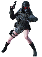 Lady Hunk-RE Revelations PNG by Isobel-Theroux