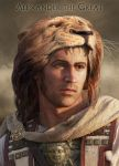 Alexander the Great by Panaiotis