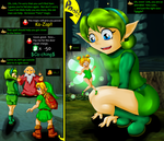The Adventures of Fairy Link by Rika-Roth