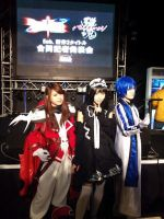 Cosplay Guests! by touyahibiki