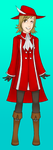 Red Mage Refia by ThePiChef