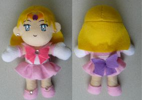 Sailor Charlotte Plushie by sakkysa