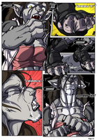 A Tale Of Two Werewolves 11 by FullMoonMaster