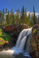 Moose Falls by LordXar