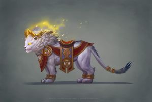 Mount Lion Jubilee by any-s-kill