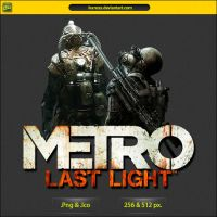 Metro Last Light - ICON v1 by IvanCEs