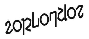 2012 London Olympics ambigram by dtw42