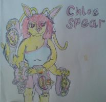 Chloe Spear: 4x champion by WhippetWild