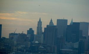 NYC Skyline by CarianneCouture