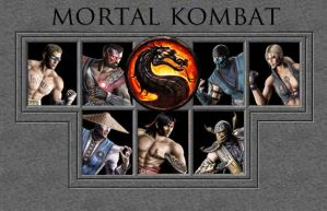 mortal kombat by jojopoppy