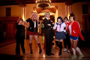 DANGAN RONPA by Moxcats
