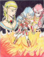 Flame Inferno by nork