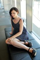Natalie C - glasshouse seat 1 by wildplaces