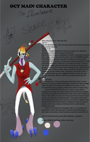 OCT CHARACTER: Shause by BullSwag