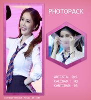 Qri (T-ARA)  PhotoPack  by WithoutTheLove-Music
