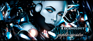 Miss Cyborg by Eunice55
