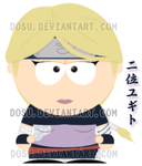 Yugito's Goin to South Park by Dosu
