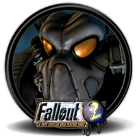 Fallout 2 - Icon by Blagoicons