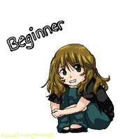 Beginner by PickledCandyPants07