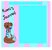:CO: Kumi Journal skin by Ghosts-N-Stuffs