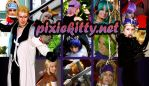 Pixiekitty Website Card by pixiekitty