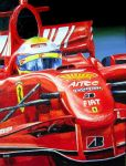 Massa by ferrariartist