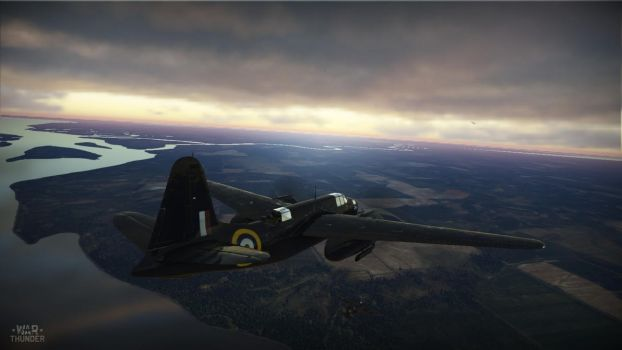 War thunder: Thundering Dawn by PurplePhantom104