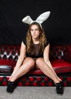 Wine Bunny by gdphotography