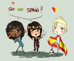 GO GO SPAIN by o-Rinoa-o