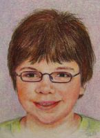 Guardian Angel ATC for Ivy by SandieBlair